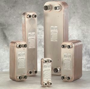 Plate To Plate Heat Exchanger